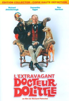 L'extravagant Docteur Dolittle (1967) (Collector's Edition)