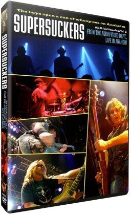 Supersuckers - Live in Anaheim (DVD + CD)