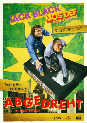 Abgedreht - Be Kind Rewind (2008) (Director's Cut)