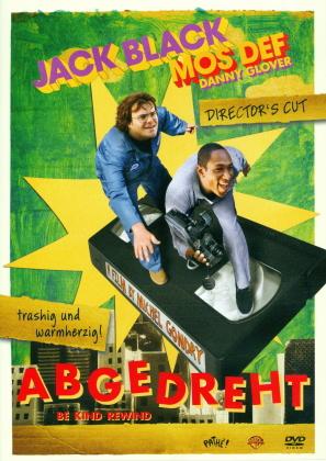 Abgedreht - Be Kind Rewind (2008) (Director's Cut)