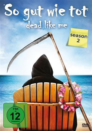 So gut wie tot - Dead like me - Staffel 2 (4 DVDs)