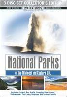 National Parks of the Midwest and Eastern U.S. (Collector's Edition, 3 DVD)