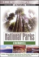 National Parks of the Western U.S. (Collector's Edition, 3 DVD)