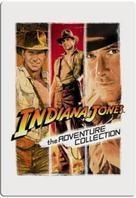 Indiana Jones Trilogie (Édition Limitée, Steelbook, 3 DVD)