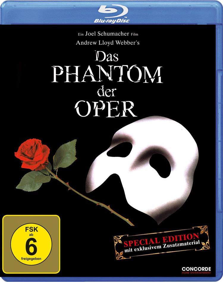 Das Phantom der Oper (2004) (Special Edition)