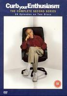 Curb your enthusiasm - Season 2 (2 DVDs)