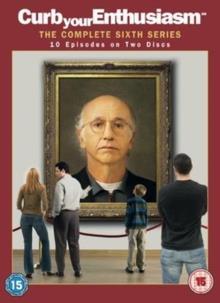 Curb your enthusiasm - Season 6 (2 DVD)