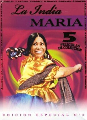 La India Maria - Vol. 2 (4 DVDs)
