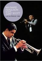 Maynard Ferguson & Tony Scott - Live in Prague 1968