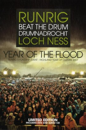 Runrig - Year Of The Flood (DVD + CD)