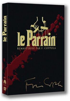 Le Parrain - La Trilogie (Édition remasterisée, 5 DVDs)