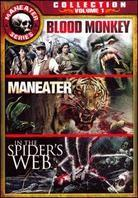 Maneater Series - Collection 1 (3 DVD)