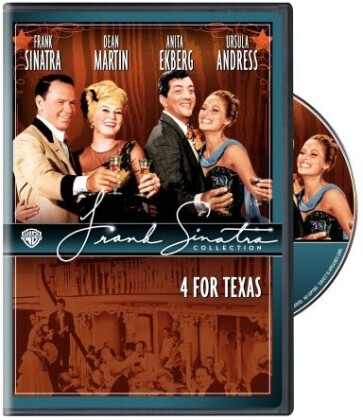 4 for Texas (1963) (Repackaged)