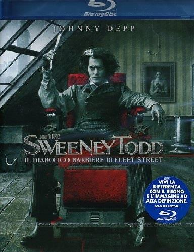 Sweeney Todd - The demon barber of Fleet Street (2007)