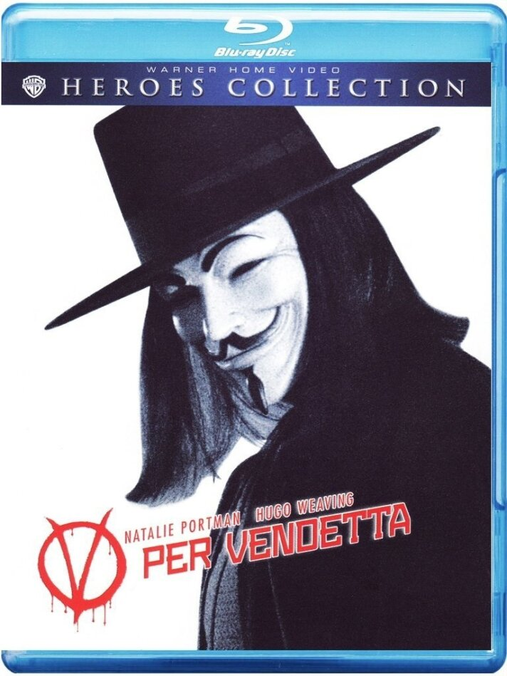 V per Vendetta (2005)