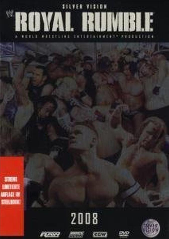 WWE: Royal Rumble 2008 (Steelbook)