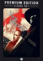 V wie Vendetta (2005) (Premium Edition, 2 DVDs)