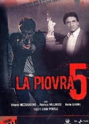 La piovra - Stagione 5 (3 DVD)