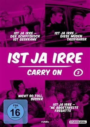 Ist ja irre - Carry On - Box 2 (4 DVD)