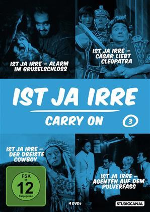 Ist ja irre - Carry on Vol. 3 (4 DVD)