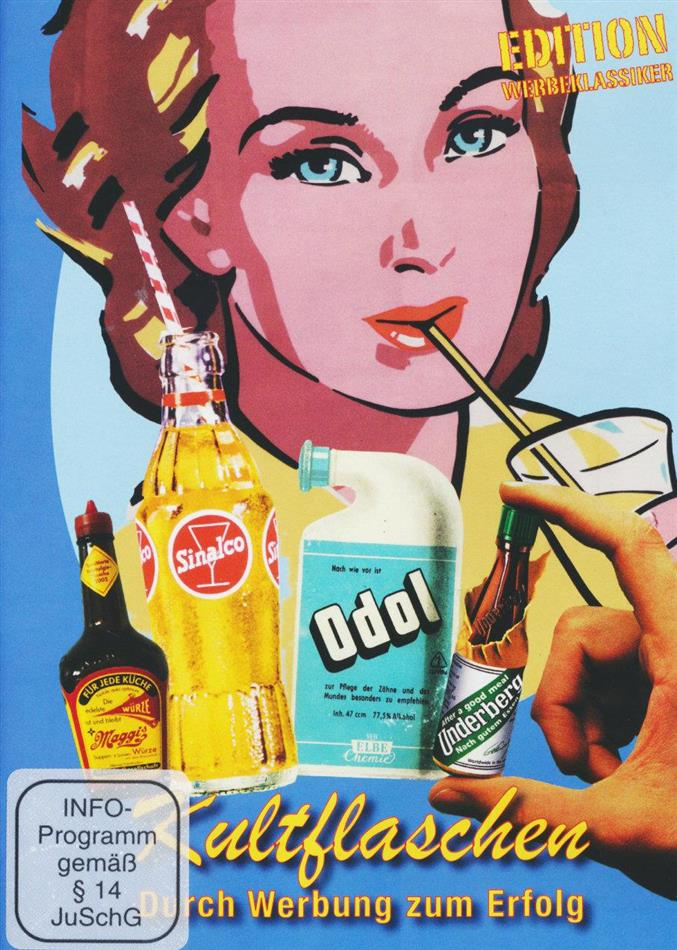 Kultflaschen - Durch Werbung zum Erfolg