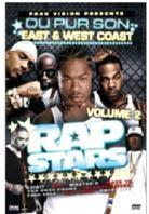 Various Artists - Rap Stars vol. 2 - East & West Coast