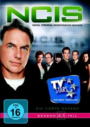 NCIS - Navy CIS - Staffel 4.1 (Repack) (3 DVDs)