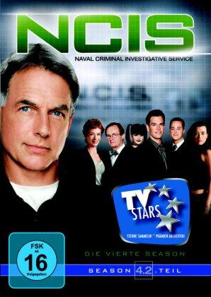NCIS - Navy CIS - Staffel 4.2 (Repack) (3 DVDs)