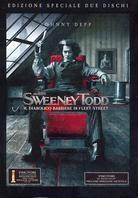 Sweeney Todd (2007) - The demon barber of Fleet Street (2007) (Special Edition, 2 DVDs)
