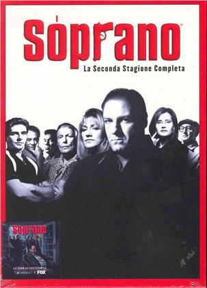 I Soprano - Stagione 2 (4 DVD)
