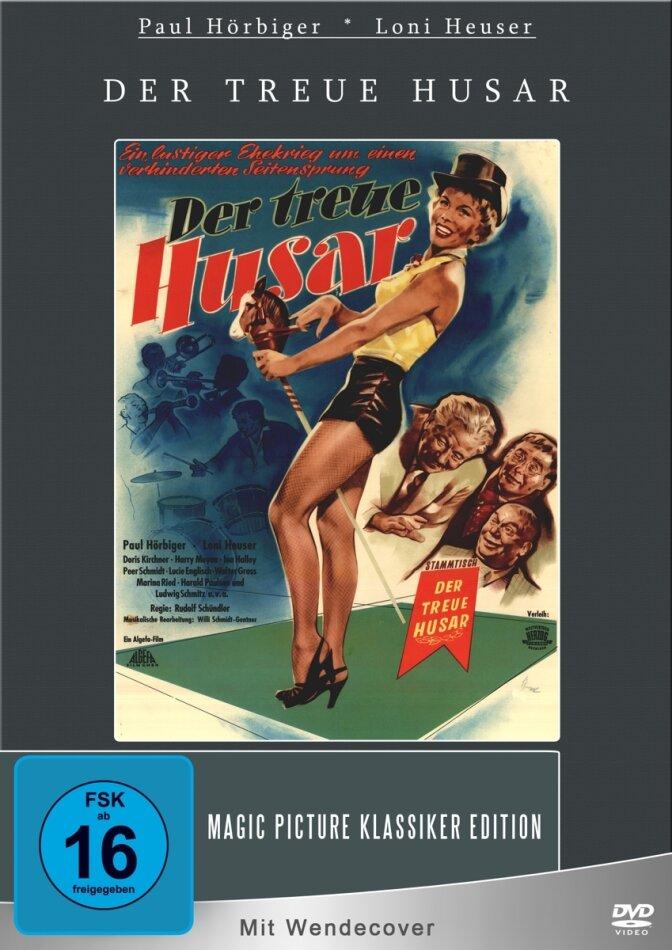 Der treue Husar (1954) (Magic Picture Klassiker Edition, s/w)