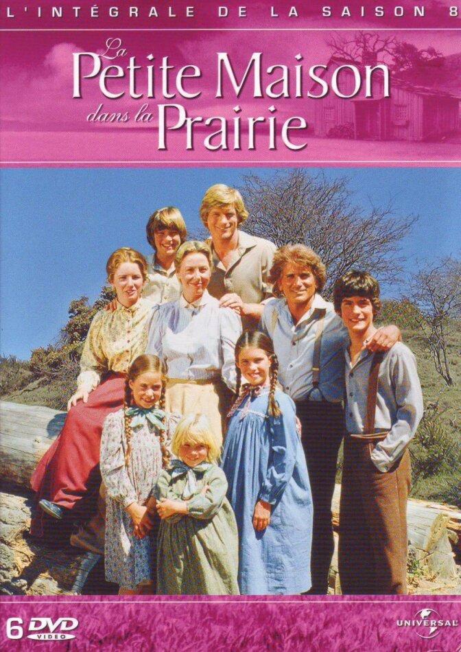 La petite maison dans la prairie - Saison 8 (6 DVDs)