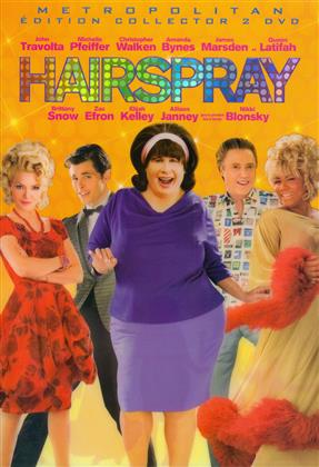 Hairspray (2007) (Collector's Edition, 2 DVDs)