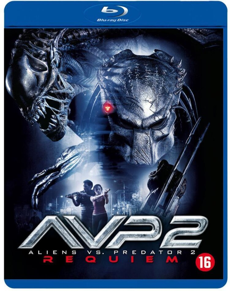 Aliens vs. Predator 2 - Requiem (2007)