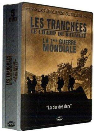 Les grandes guerres - La première guerre mondiale (Steelbook, 5 DVDs)