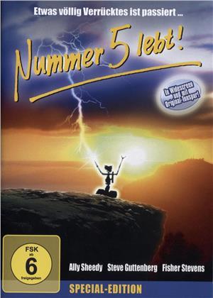 Nummer 5 lebt! (1986) (Special Edition)