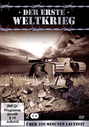 Der erste Weltkrieg (Steelbook, 2 DVDs)
