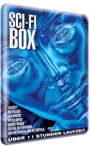 Sci-Fi Box (Steelbook, 2 DVDs)