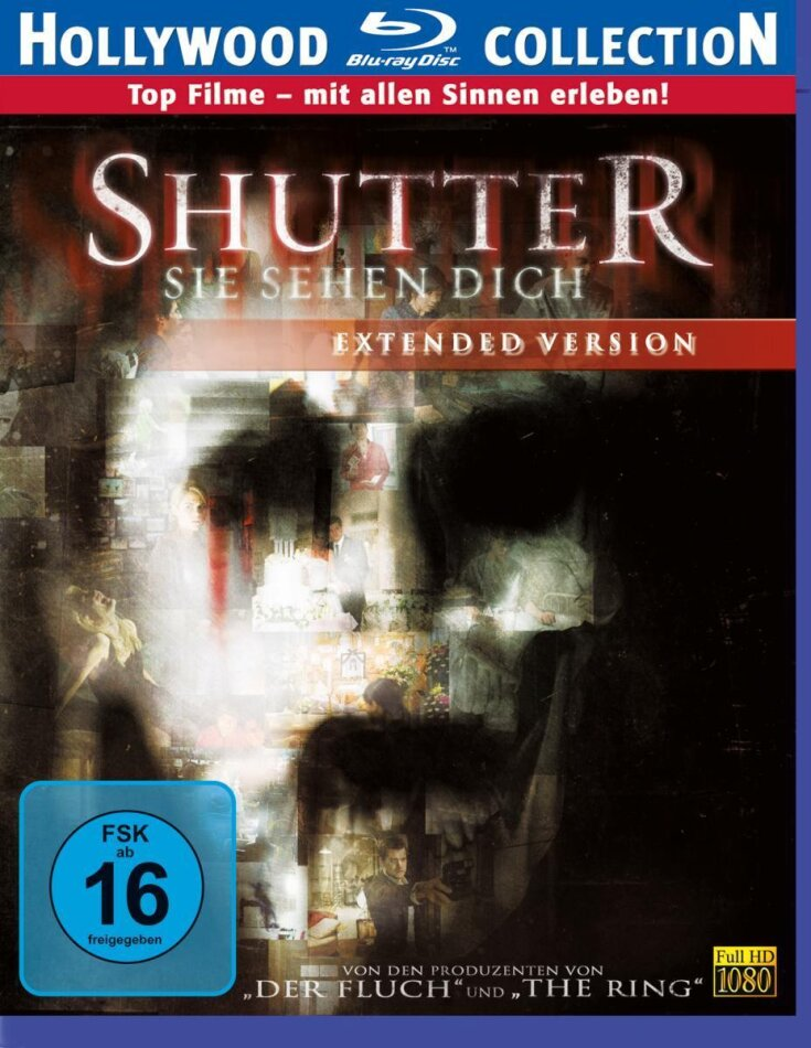 Shutter - Sie sehen dich (2008) (Extended Edition)