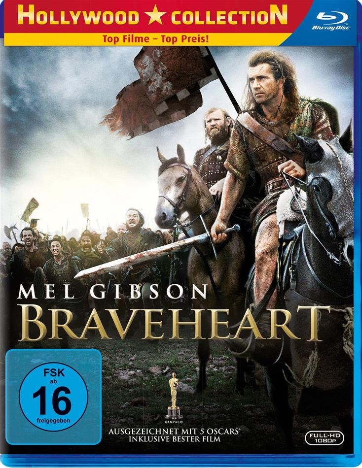 Braveheart (1995) (Single Edition)