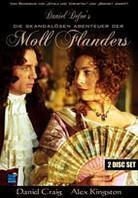 Die skandalösen Abenteuer der Moll Flanders (2 DVDs)
