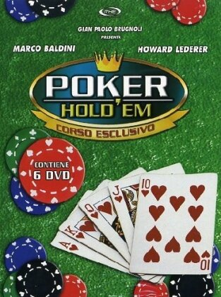 Poker Hold'Em - Per Professionisti (6 DVD)
