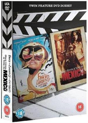 Once upon a time in Mexico/Fear and loathing in Las Vegas (2 DVDs)