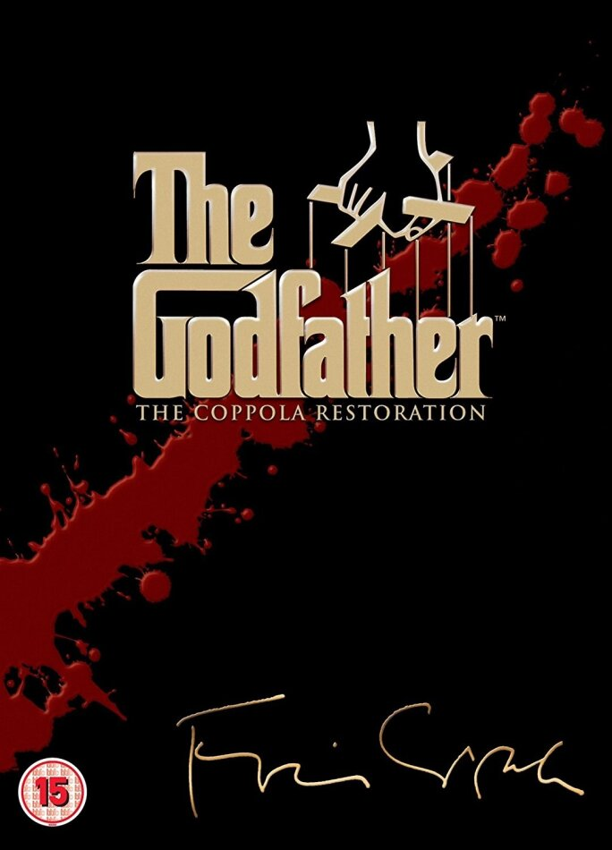 The Godfather Trilogy (5 DVDs)