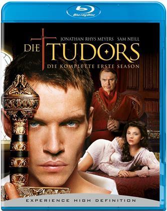 Die Tudors - Staffel 1 (3 Blu-rays)