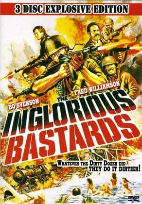 Inglorious Bastards - Inglorious Bastards (3PC) (1977) (Remastered, Restaurierte Fassung, 3 DVDs)