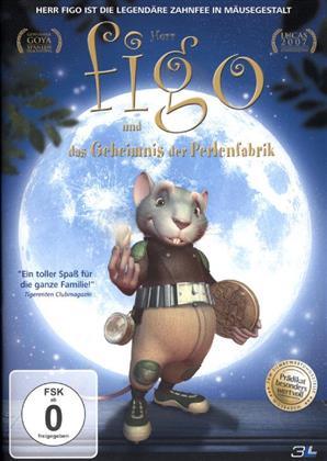 Herr Figo und das Geheimnis der Perlenfabrik (2006)