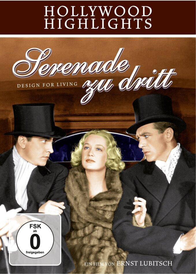 Serenade zu dritt - Design for Living (1933)