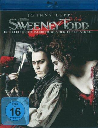 Sweeney Todd - Der teuflische Barbier aus der Fleet Street (2007)