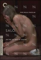 Salo, or the 120 Days of Sodom (1975) (Criterion Collection, 2 DVDs)